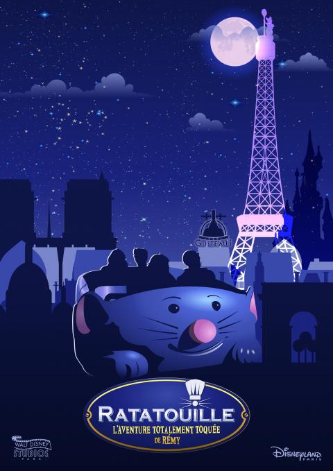 Ratatouille : L'Aventure Totalement Toquée de Rémy
