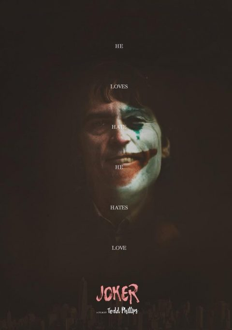 ALternative Poster for Joker