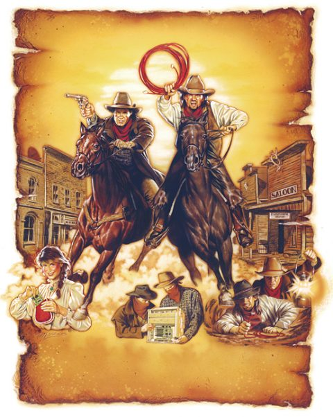 Adaptec Western