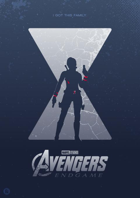 Black Widow : Endgame