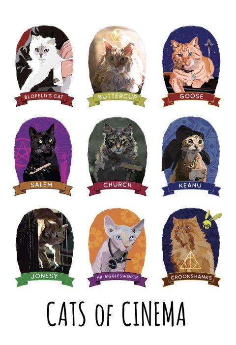 Cats of Cinema