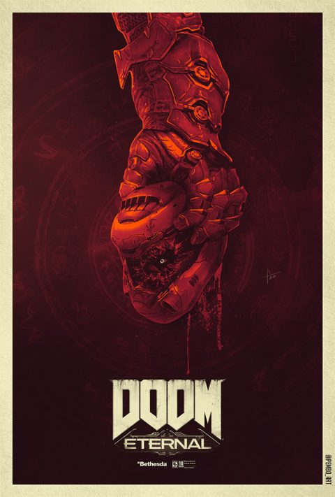 Alternative Version – Doom Eternal Poster
