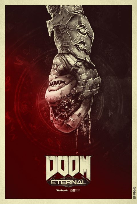 Doom Eternal Poster