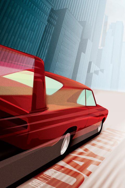 The Fate of the Furious (2017) – Daytona