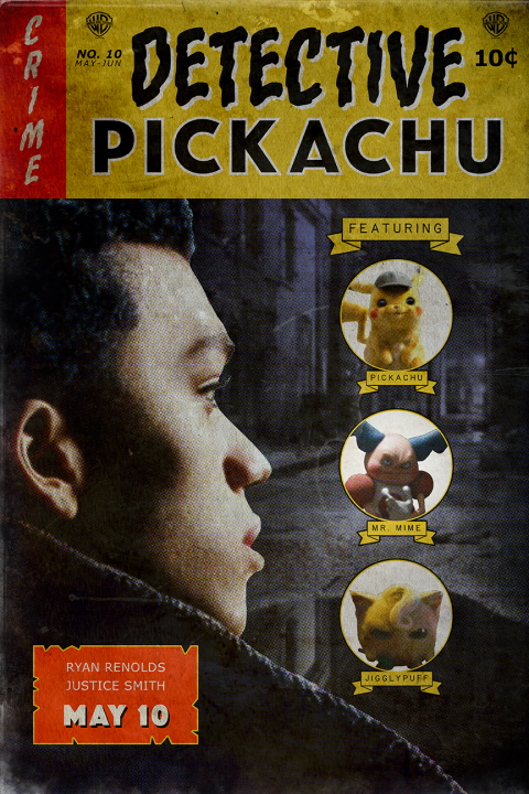 Dective Pikachu