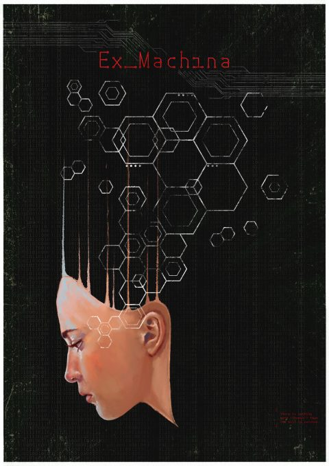Ex_Machina – Alternative Movie Poster