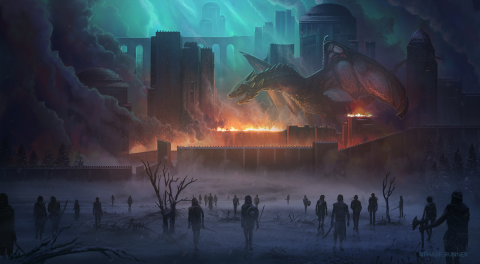 Game of Thrones – Dragon