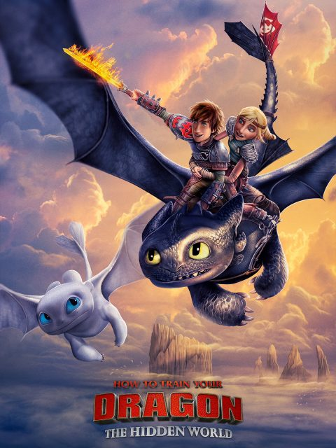 How to Train Your Dragon: The Hidden World by Joel Jensen