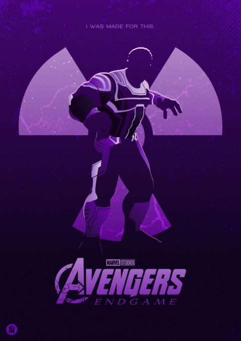 Hulk : Endgame