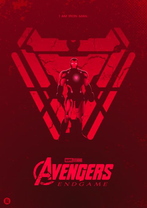 Iron Man : Endgame