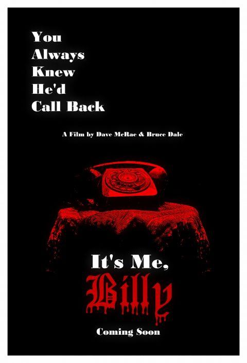 It's me, Billy