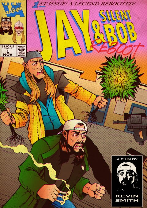 Jay and Silent Bob Reboot #1