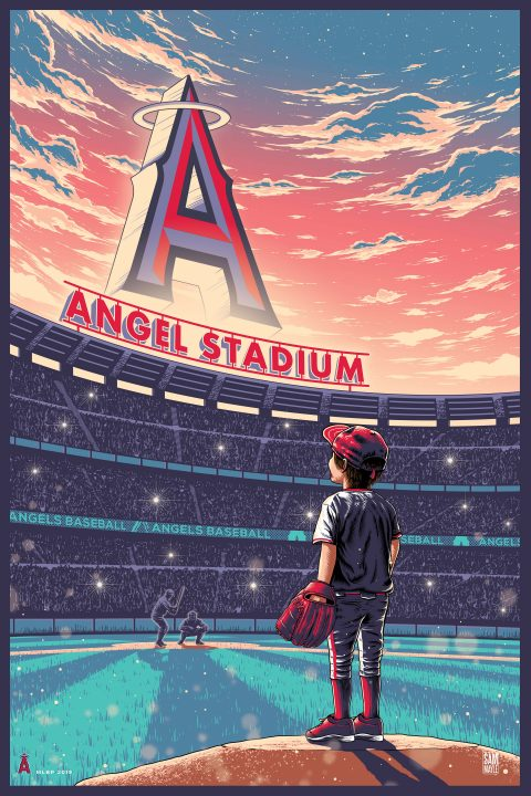 Official MLB – Poster
