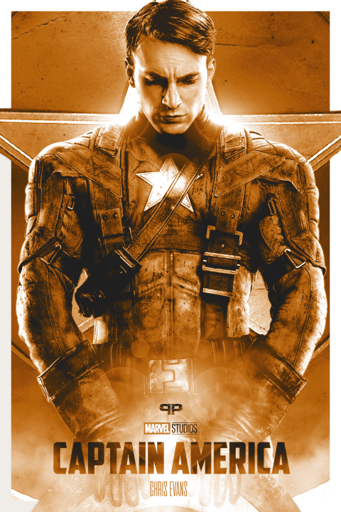 Captain America – Posters