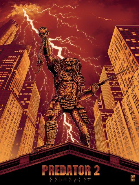 Predator 2 – Poster