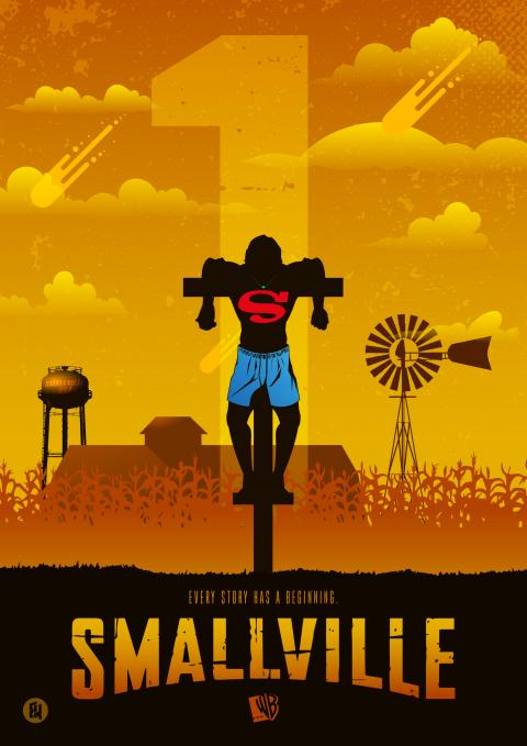 Smallville S01