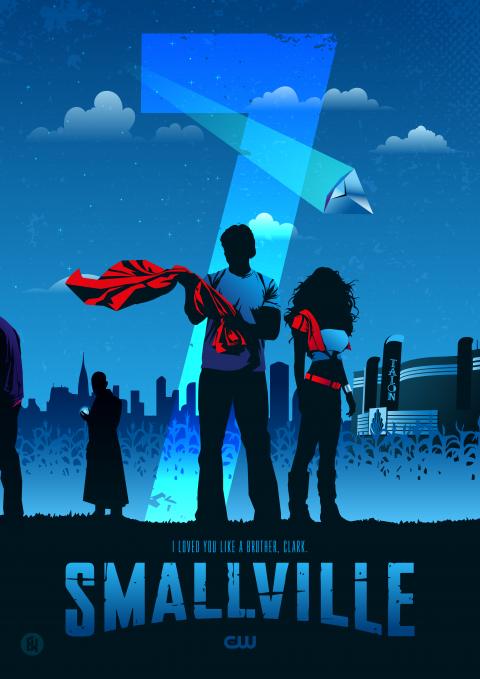 Smallville S07