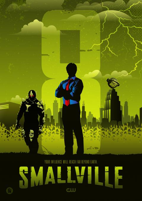 Smallville S08