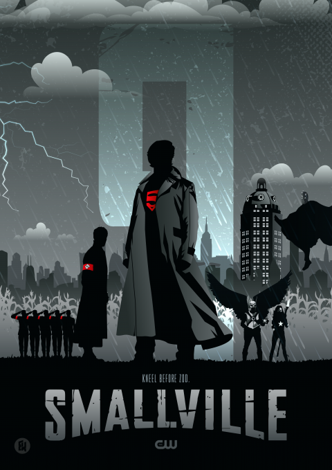 Smallville S09