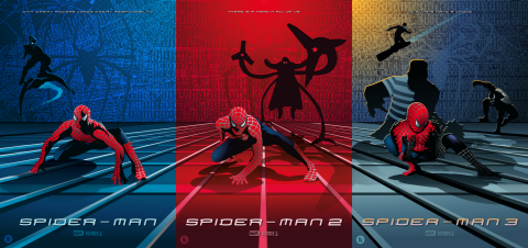 Spider-Man Raimi Trilogy