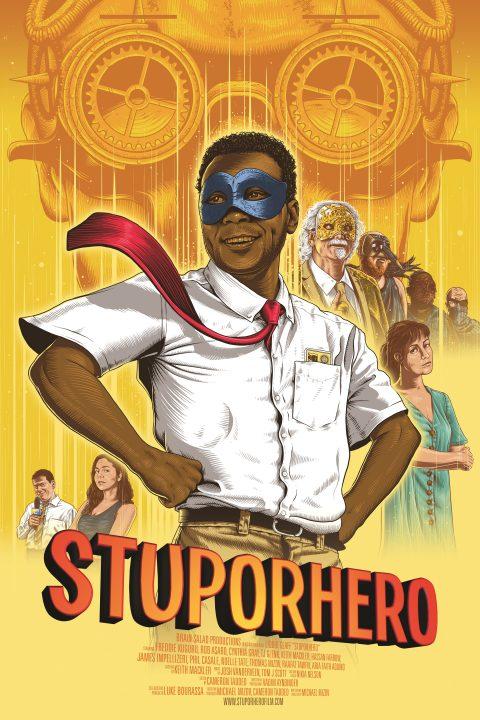 Stuporhero – Poster