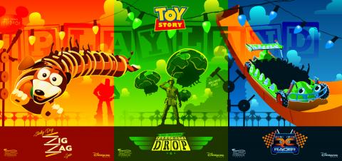 Toy Story Playland