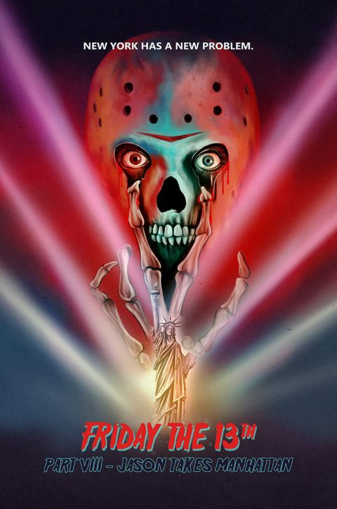 Friday the 13th VIII: Jason Takes Manhattan