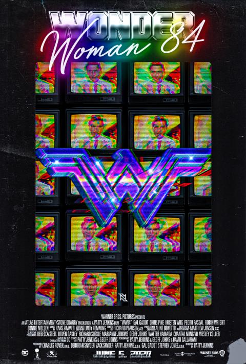 Wonder Woman 1984 – 2 variants