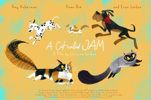 A Cat Called Jam