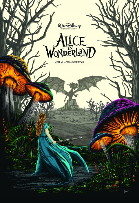 Tim Burton: Alice in Wonderland