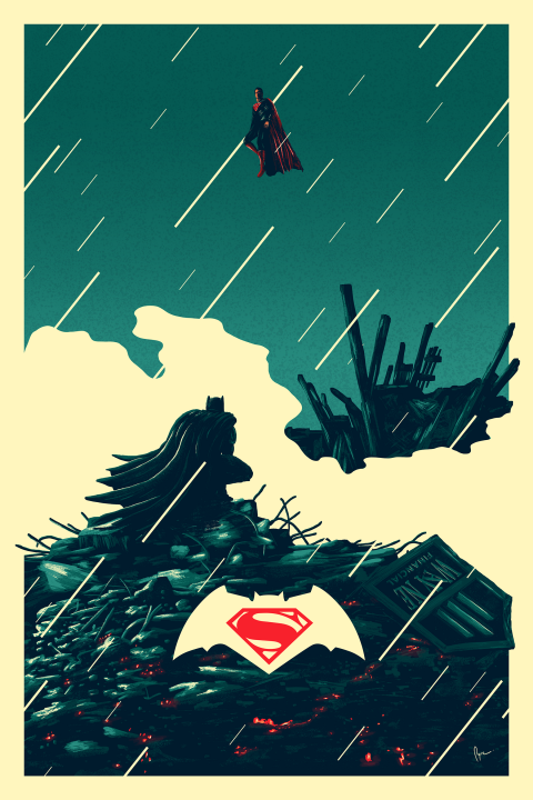 Batman V Superman: Aftermath