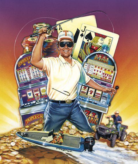 Bill Dance Poster