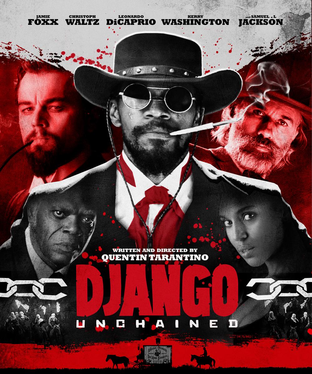 Django Unchained 2012 Posterspy