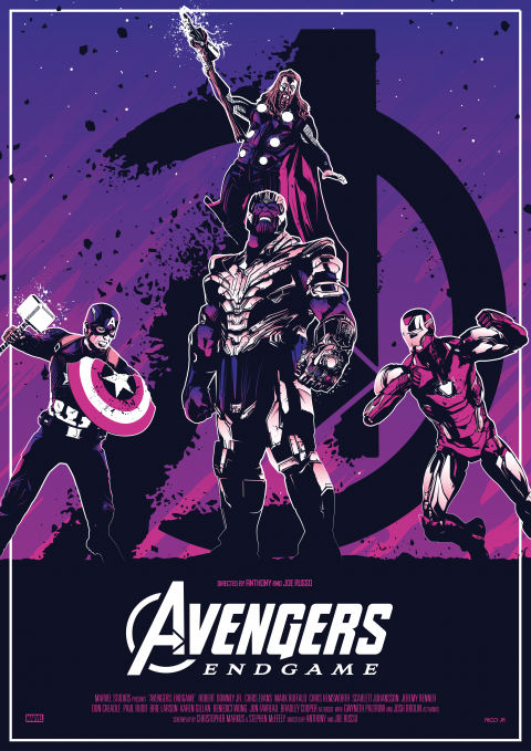 AVENGERS: ENDGAME Private Commission