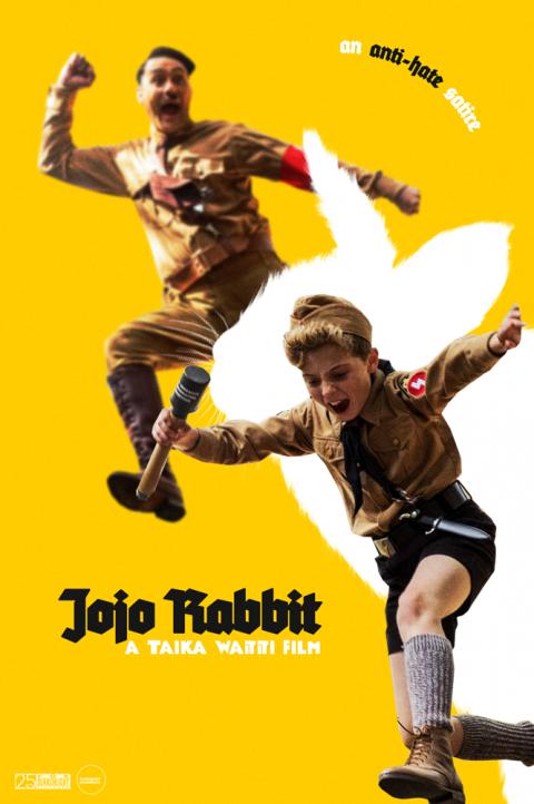 Jojo Rabbit (2019) -B-