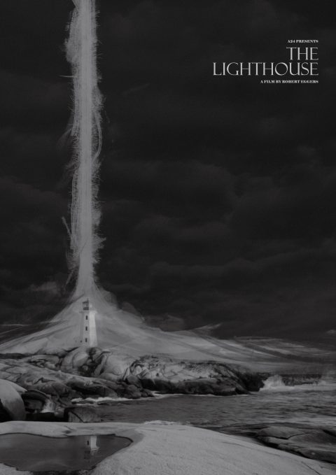 Alternative poster for The Lighthouse