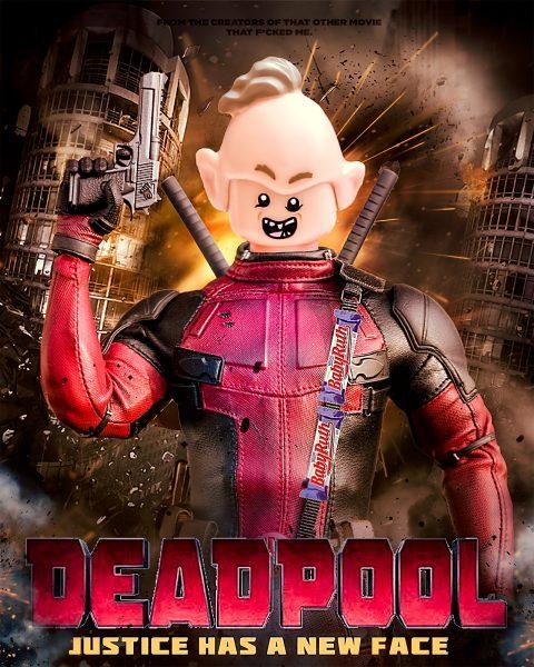 Deadpool fun
