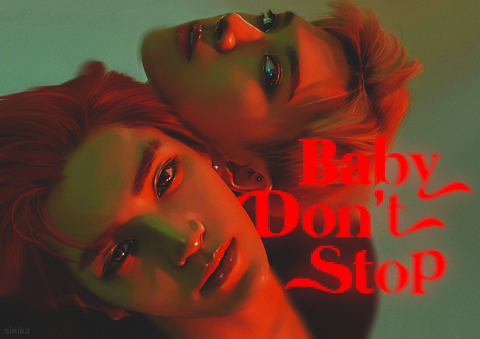 Baby Don't Stop – NCT poster