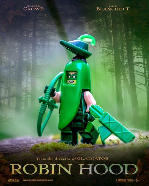 Hot Robin Hood