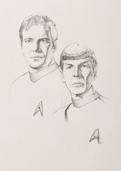 Star Trek sketch
