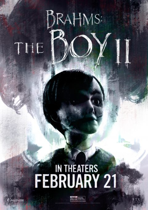 Boy 2 poster