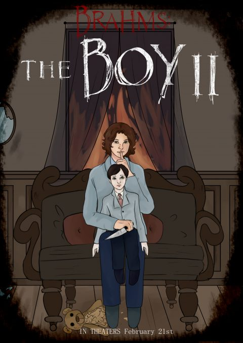 BRAHMS: THE BOY II (A little secret)