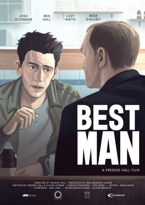 'Best Man' Short Film Poster