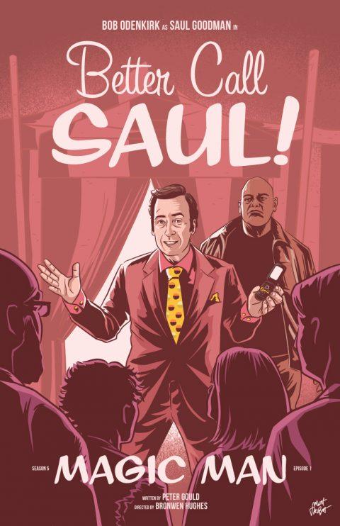 Better Call Saul episode 501