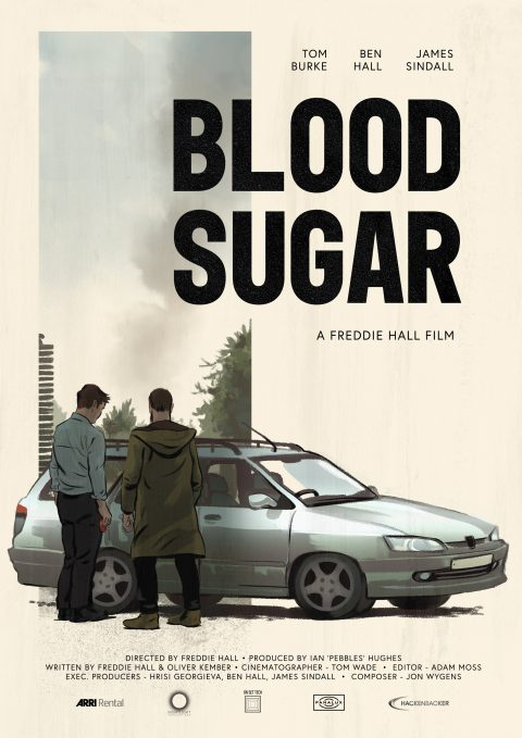 'Blood Sugar' Short Film Poster