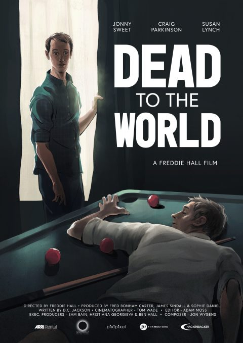 'Dead to the World' Short Film Poster