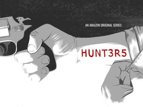 """Hunters"" tribute poster"