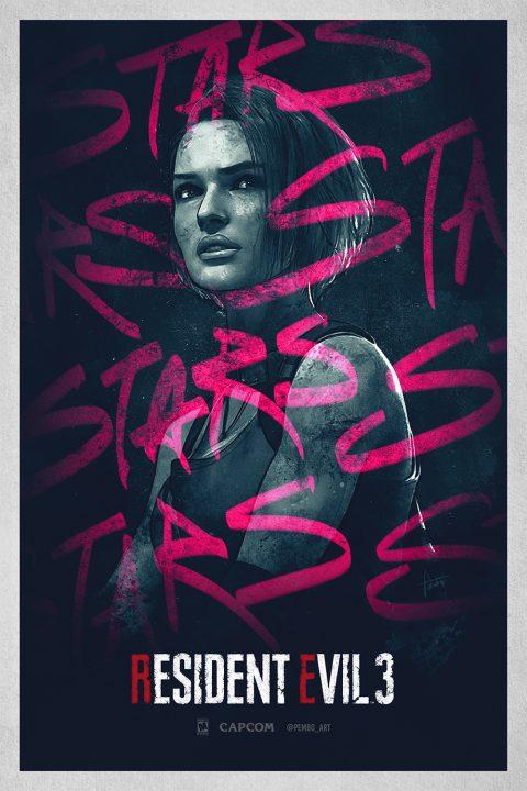 Resident Evil 3 – Jill (Pink version)