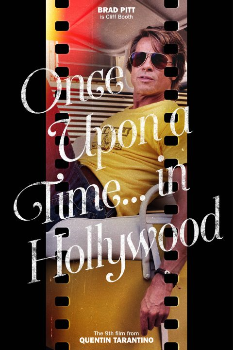 Once Upon a Time… in Hollywood (Cliff)