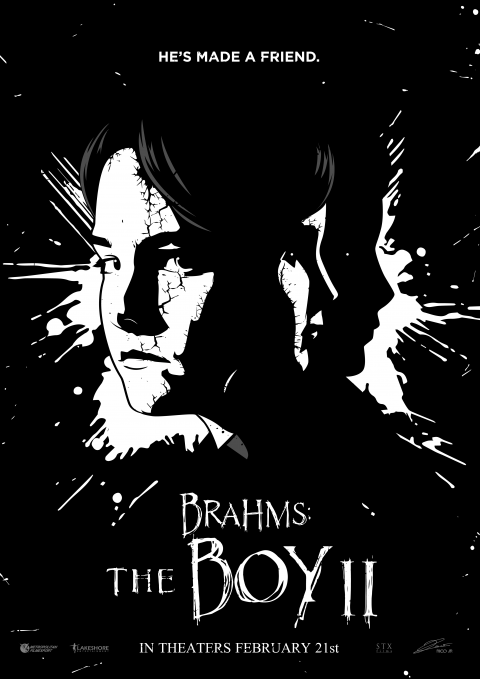 THE BOYS 2 (V2) Poster Art